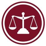 Round NDALC Logo